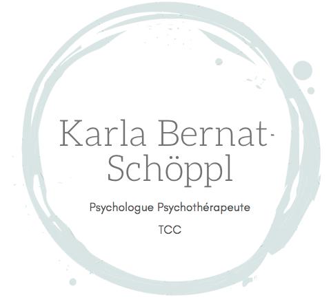 Karla Bernat I Psychologue Française à Berlin Logo
